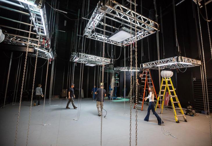 Universidade inaugura infraestrutura completa para produção audiovisual